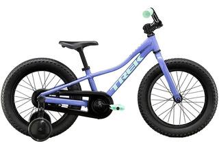Bicicleta Trek Niña Precaliber Rodado 16