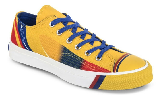 Zapato Croydon Mundicolombia Allo Azul Para Hombre Y Mujer