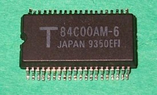 Processador Z80 T84c00am-6 Master Sistem Neo Geo 84c00 Novo