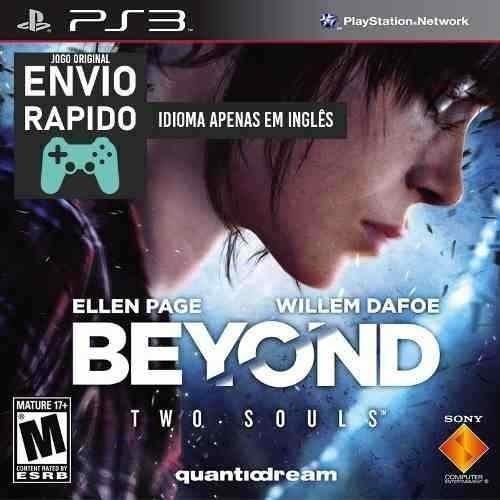 Beyond Two Souls Jogos Ps3