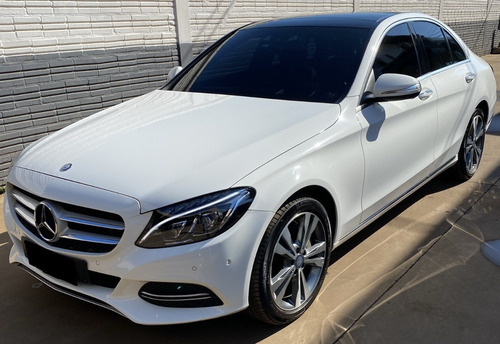 Mercedes Benz C250 Avantgarde At Cv 211