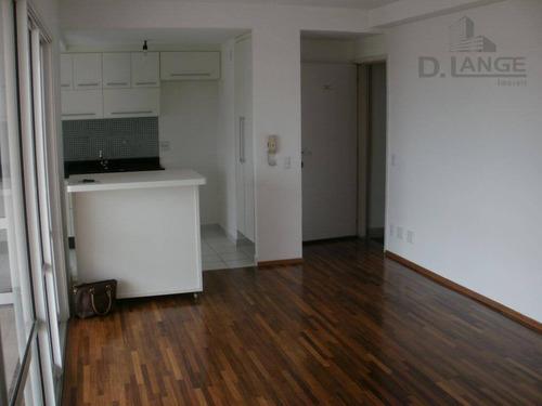 Imagem 1 de 17 de Amplo Apartamento À Venda Na Vila Anhanguera - Campinas/sp - Ap16206
