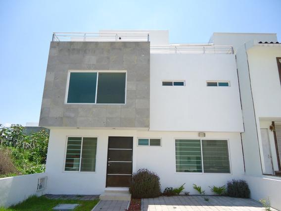 Renta Casa Amplia 4 Recamaras El Mirador Roof Garden