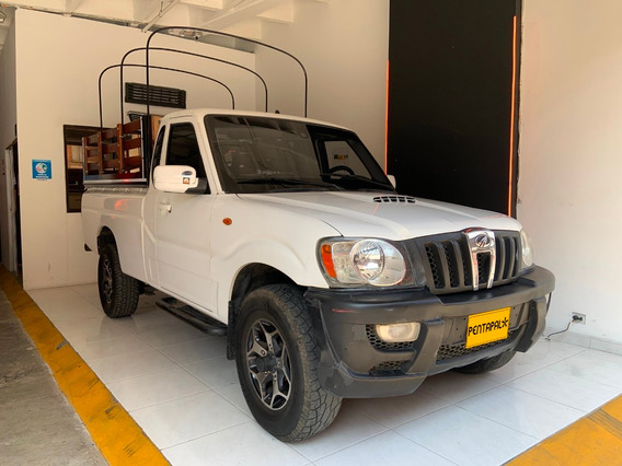 Mahindra Pick Up 2013 4x4 Diesel
