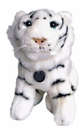 Bichinho De Pelúcia Tigre Câmera Webcam Usb 480 Leadership