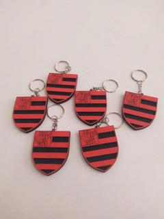 5 Chaveiros Flamengo