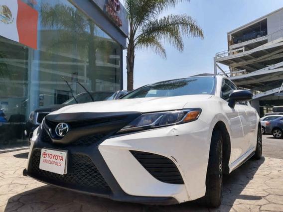 Toyota Camry 2019 4p Se L4/2.5 Aut