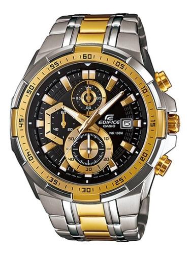 Reloj Casio Edifice Efr-539sg-1av - 100% Nuevo Y Original