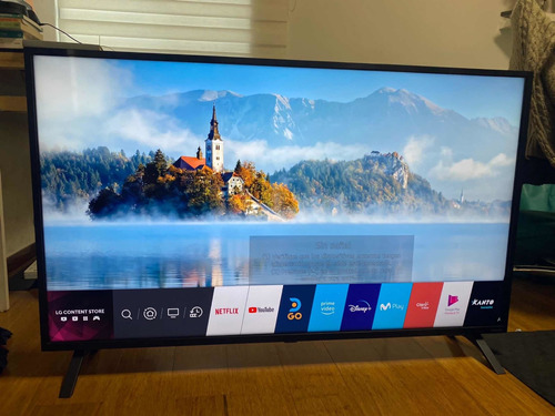 Imagen 1 de 6 de Tv 50 Nanocell Tv Ultra Hd - Uhd 4k Smart Tv