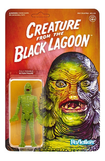 Reaction Super 7 - Creature From Black Lagoon Nuevo En Stock