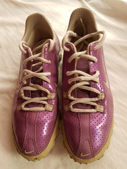 Zapatillas Nike Lilas Mujer Talle 7