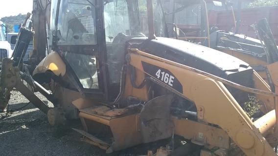 Retroexcavadoras Para Reparar 416e 420d
