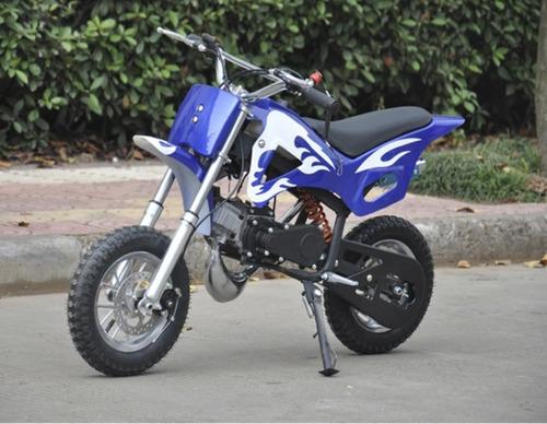 Moto De Niño A Gasolina 49cc 2 Tiempos