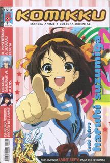 Komikku Haruhi Suzumiya Manga Anime Y Cultura Oriental 2010