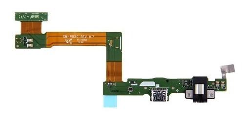 Flex Carga Usb Galaxy Tab A Sm-p550 P555 Frete Grátis Cr