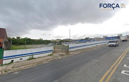 Terreno Para Alugar, 10800 M² - Parque Industrial Do Jardim São Geraldo - Guarulhos/sp - Te0066