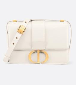 Bolsa Dior Montaigne 30 Branca Lançamento 2019