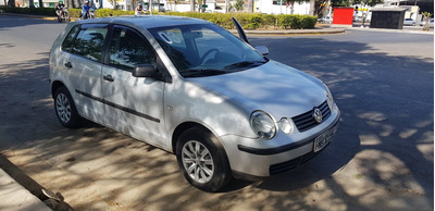 Volkswagen Polo 1.0 Mi 16v Gasolina 4p Manual