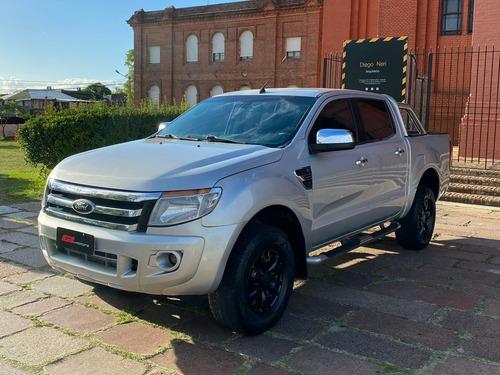 Ford Ranger Xlt 2013 Nafta (( Gl Motors )) Financiamos