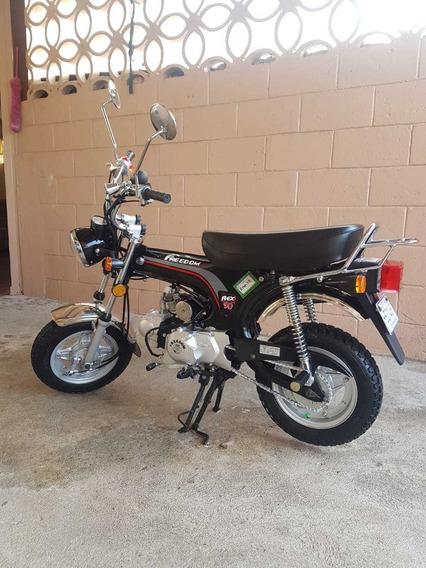 Moto Freedom Rex 90cc Se Vende Por Falta De Uso