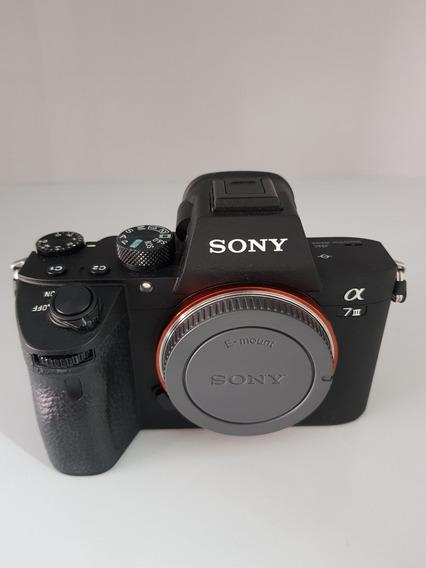 Sony A7iii + Lente Do Kit 28-70mm