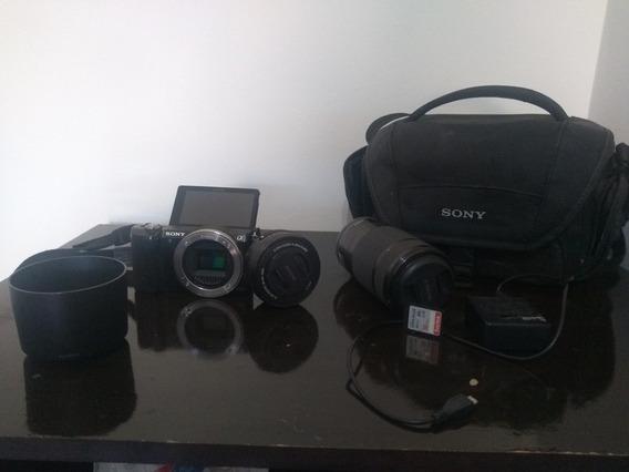 Kit Da Camera Sony A5000