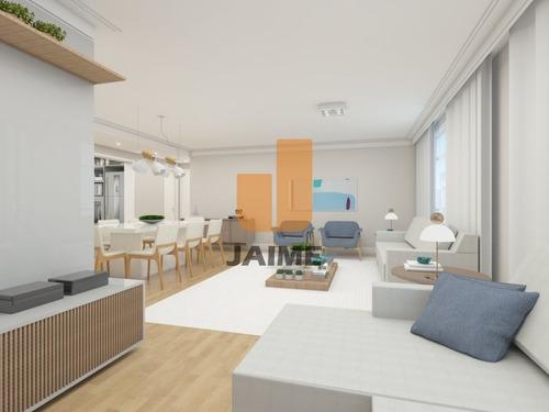 Apartamento No Jardim Paulista Para Venda R$ 2.150.000,00 - Bi4010