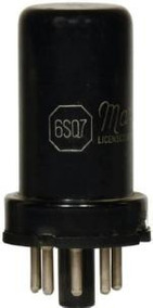 Valvula Eletronica Rca 6sq7