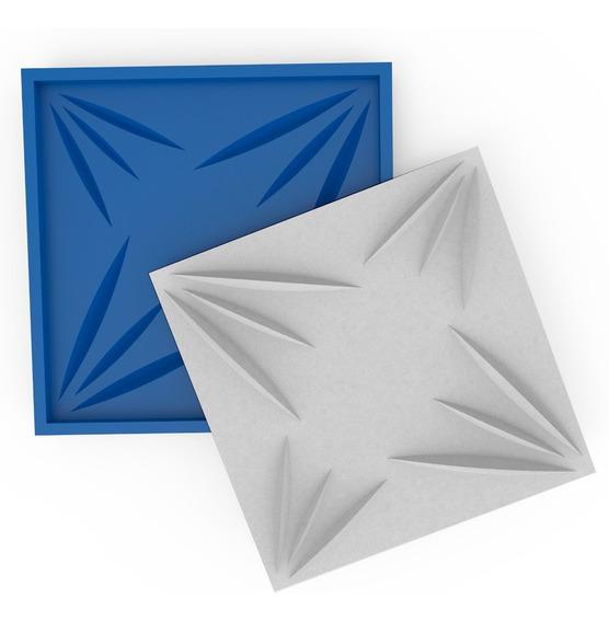 Forma Para Gesso 3d Meldal 100% Silicone Antiaderente