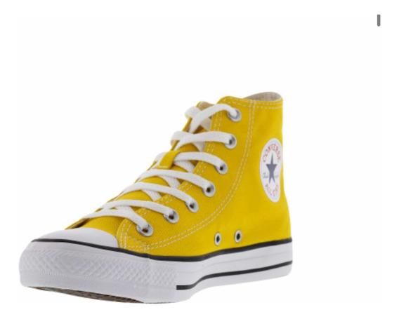 Tênis Converse Chuck Taylor Allstar Amarelo