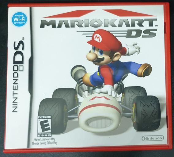 Mario Kart Ds / Dsi - Impecável !!! Usado Poucas Vezes