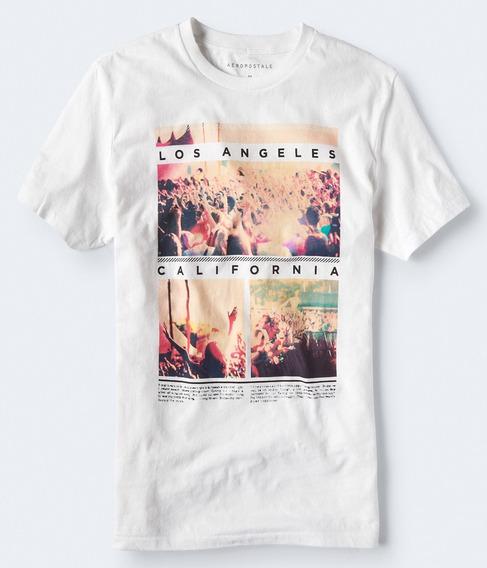 Camiseta Aeropostale Masculina 100% Original Promoção Usa
