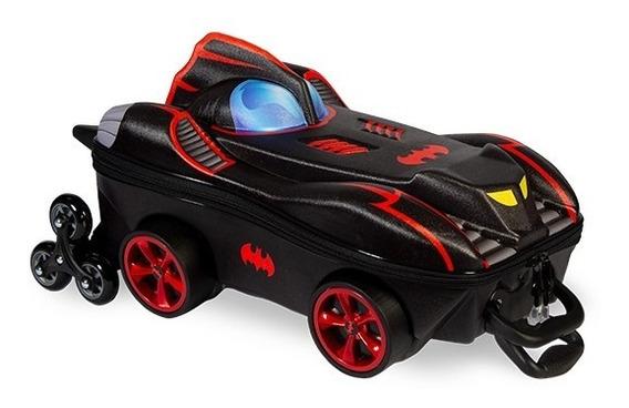 Mochila E Lancheira 3d Batman ( Max Toy ) 2020/21