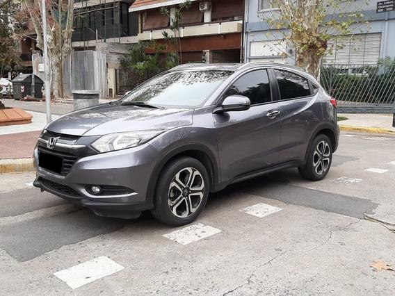 Honda Hrv Exl Modern Steel Cuero Automatica Tope Gama