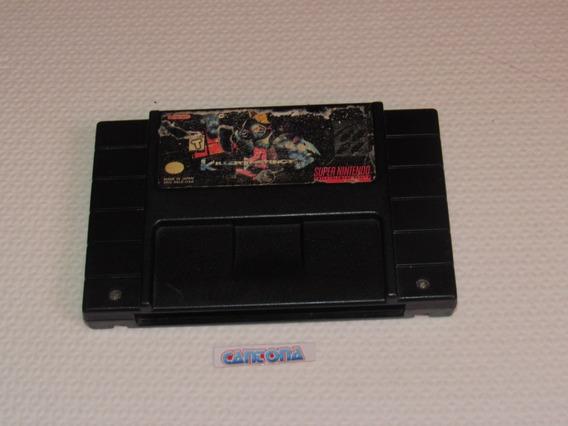Killer Instinct Original Para Super Nintendo