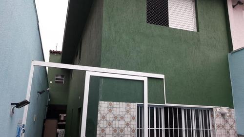 Sobrado Residencial À Venda, Vila Aricanduva, São Paulo. - So6152