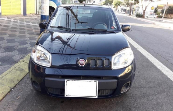 Fiat Uno Vivace Completo Baixa Rodagem Metro Vila Prudente