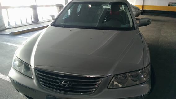 Hyundai Azera 2009 Prata