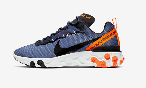 Tenis Nike React Element 55 Se