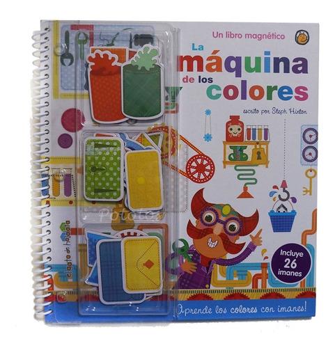 Libro Infantil Imantado Didáctico - Un Libro Mágnetico
