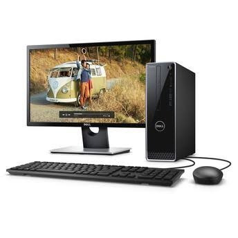 Novo Inspiron Small Desktop