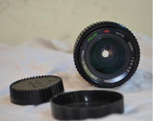 Lente Polar F=28-70mm Para Conserto Ou Retirada De Peças