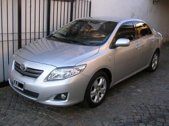Toyota Corolla 1.8 Xei At 2011 1° Mano