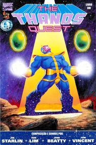 Thanos Coleções Completas Várias Sagas Digital