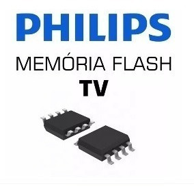 Memoria Flash Tv Philips 32pfl3008d 39pfl3008d 46pfl3008d