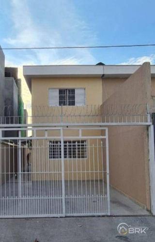 Imagem 1 de 16 de Sobrado Com 3 Dormitórios À Venda, 112 M² Por R$ 370.000,00 - Vila Nhocune - São Paulo/sp - So0924