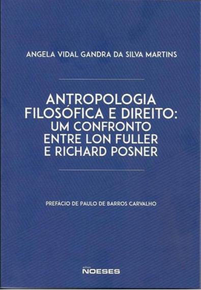 Antropologia Filosofica E Direito