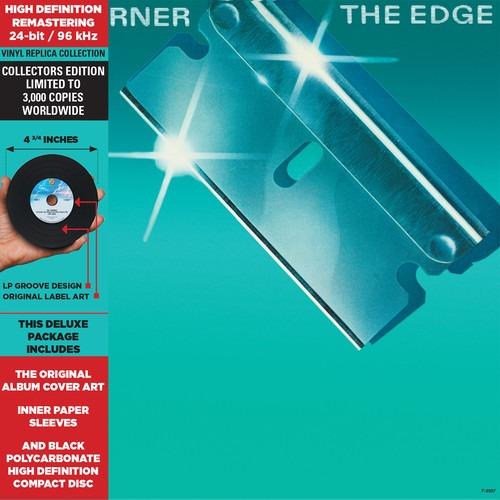Ike & Tina Turner The Edge Cd Us Import