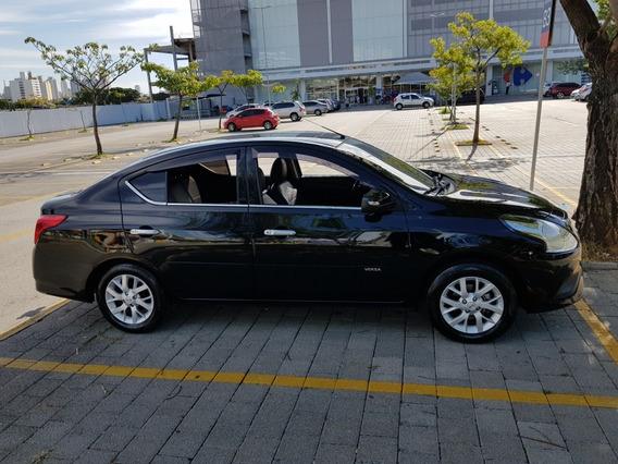 Nissan Versa 1.6 16v Sv 4p 2019