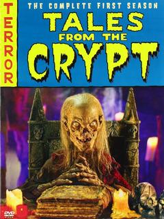 Cuentos De La Cripta Dvd